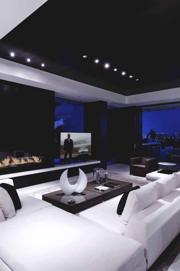 Home Inspirations of 50 Shades of Grey