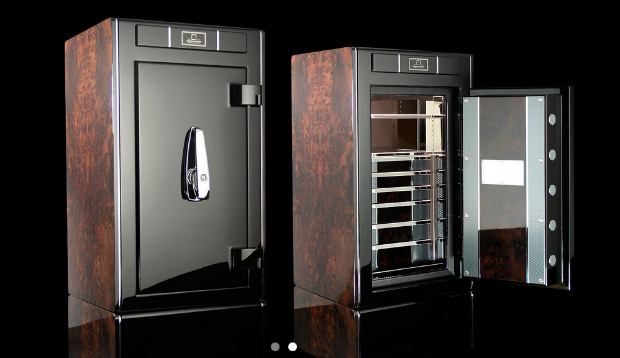Perfect Luxury Furniture for your living room  The most amazing Luxury Safes Stockinger 2