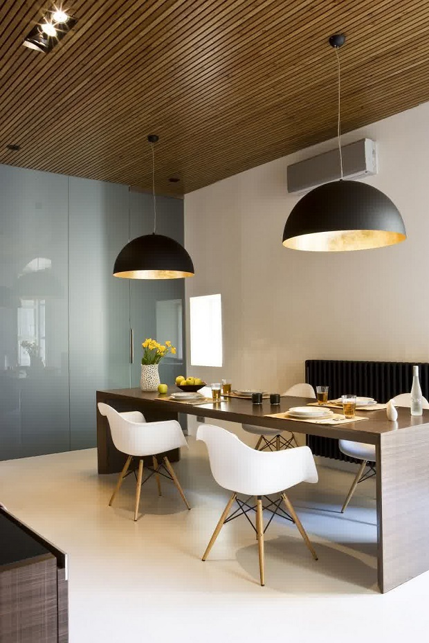 YLAB Arquitectos dining table  High end dining room tables  YLAB Arquitectos