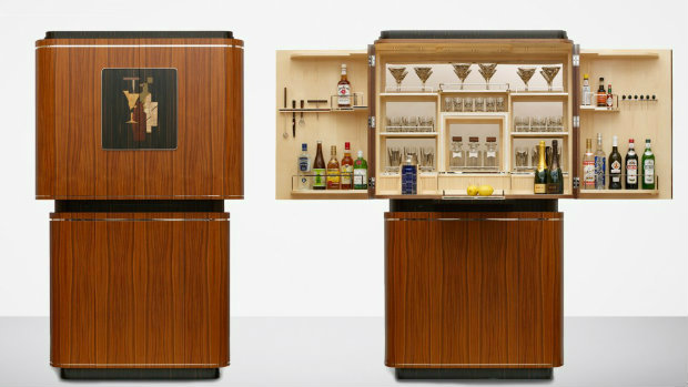Modern Bar Cabinets For Your Interior Design Projects | Boca Do Lobou0027s  Inspirational World