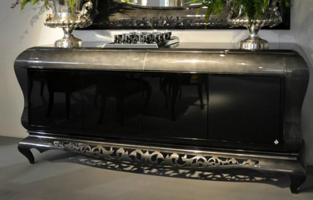Best of interior Design: black sideboards