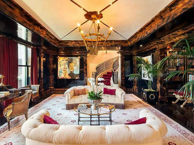 List of  top $80 million apartments  Million Apartments List of  Top $80 Million Apartments 6 this new york penthouse boasts early 1900s glamour