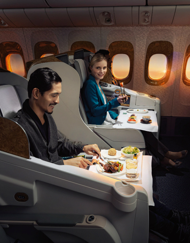 Best Business Class Airlines of 2014  Best Business Class Airlines of 2014 Emirates 2