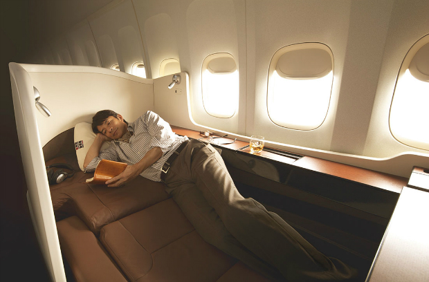 Best Business Class Airlines of 2014  Best Business Class Airlines of 2014 Japan air1
