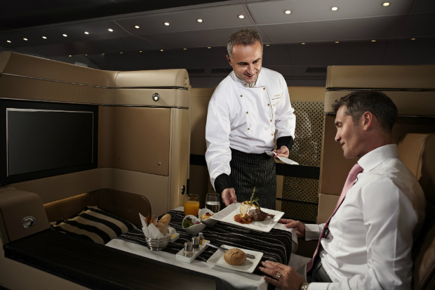 Best Business Class Airlines of 2014  Best Business Class Airlines of 2014 Pearl Business 2010 2