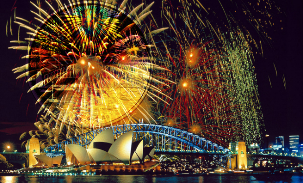 Best New Year's Eve Destinations of 2014  Best New Year's Eve Destinations of 2014 Sydney