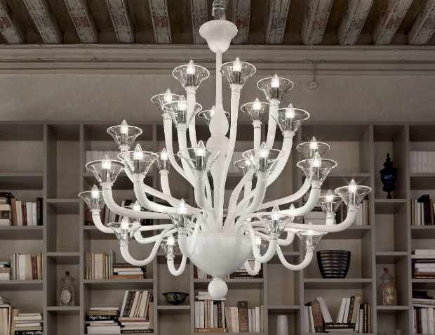 The most beatiful chandeliers you´ll ever see!  The Most Beautiful Chandeliers You'll Ever See! U1XJbiancomurano
