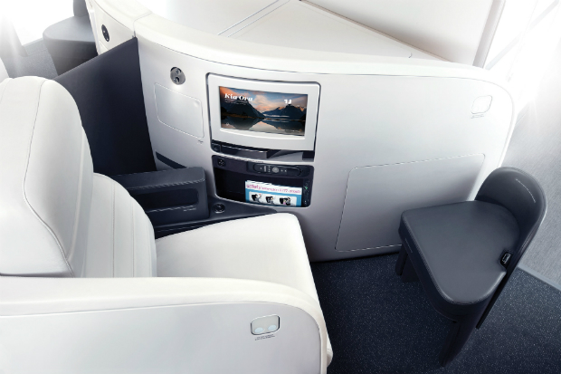 Best Business Class Airlines of 2014  Best Business Class Airlines of 2014 air nz 1
