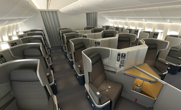 Best Business Class Airlines of 2014  Best Business Class Airlines of 2014 amrican air1