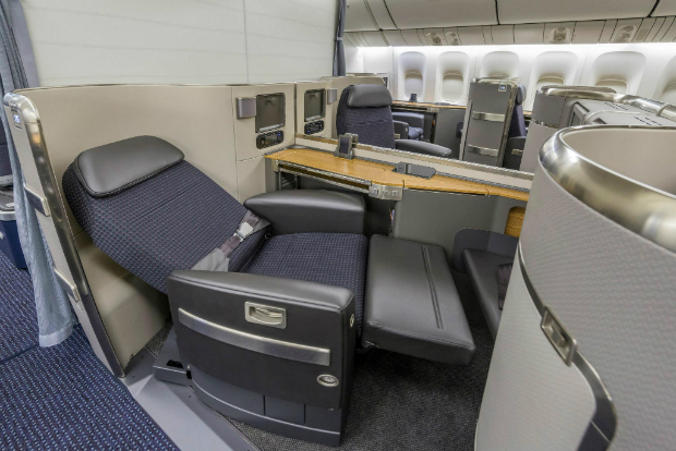 Best Business Class Airlines of 2014  Best Business Class Airlines of 2014 amrican air2