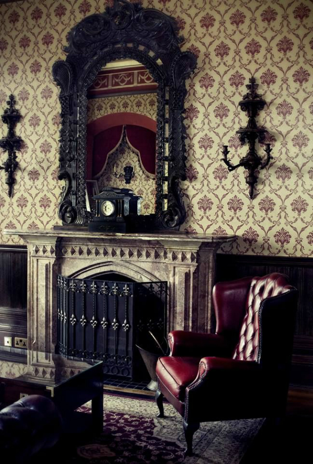 Discovering Gothic Furniture Discovering Gothic Furniture cool gothic ...