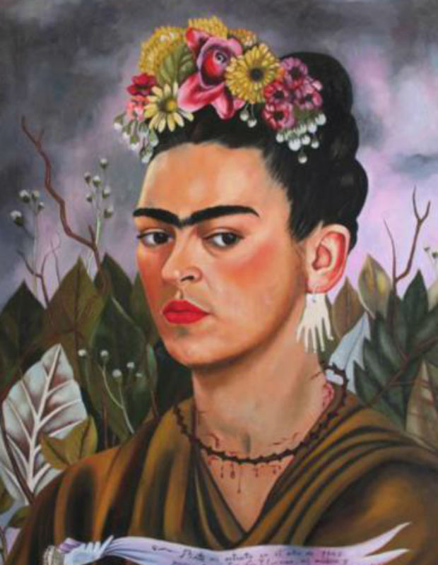 Frida Kahlo Paintings And Self Portraits Frida Kahlo Paintings And ...