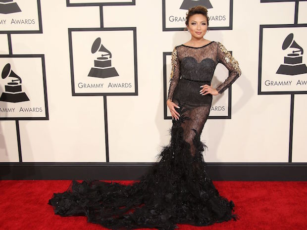 635590097978446661-Grammy003  Grammy Awards 2015: Red Carpet Fashion 635590097978446661 Grammy003