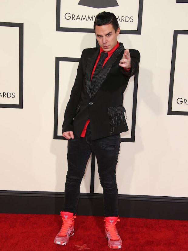 635590098032891359-Grammy011  Grammy Awards 2015: Red Carpet Fashion 635590098032891359 Grammy011