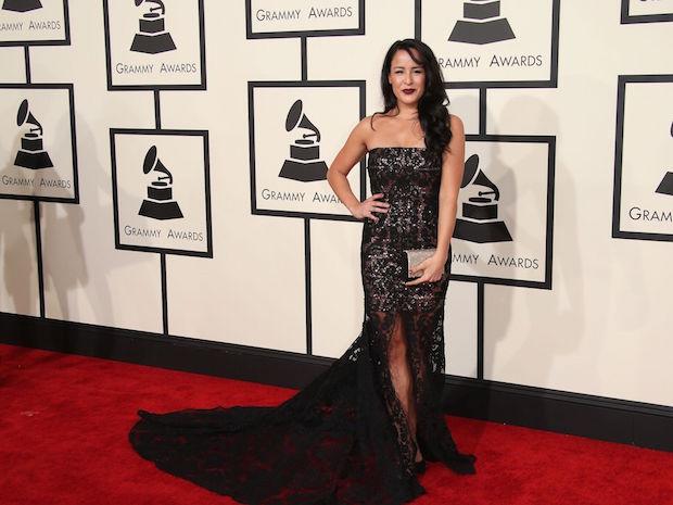 635590132699031791-Grammy016  Grammy Awards 2015: Red Carpet Fashion 635590132699031791 Grammy016