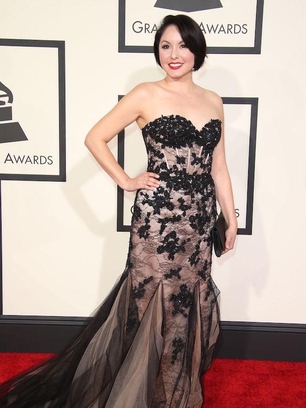 635590132748640427-Grammy023  Grammy Awards 2015: Red Carpet Fashion 635590132748640427 Grammy023