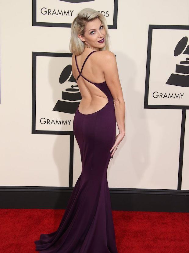 635590159578332393-Grammy045  Grammy Awards 2015: Red Carpet Fashion 635590159578332393 Grammy045