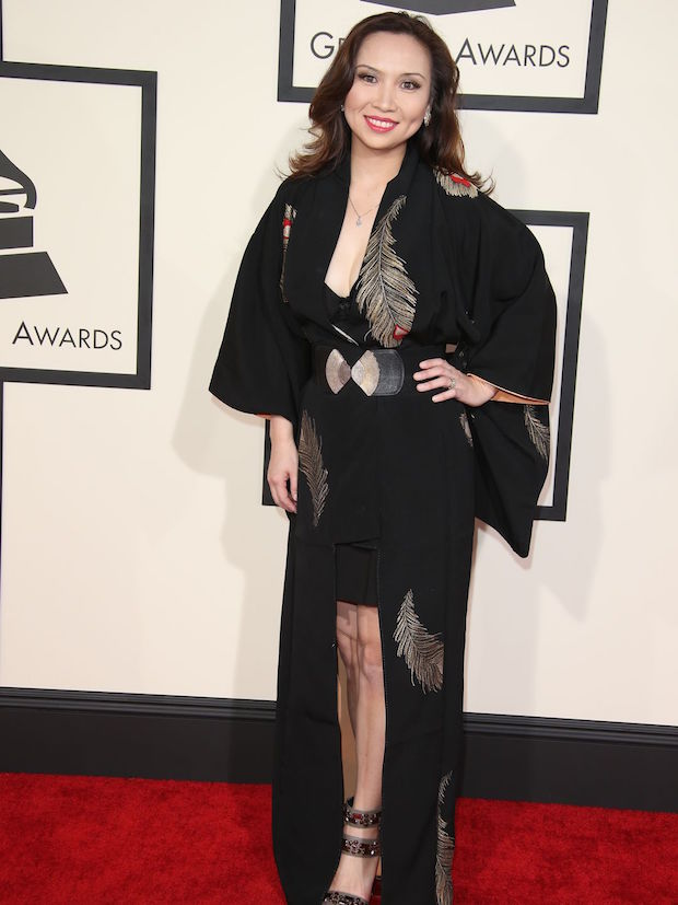 635590159583792463-Grammy044  Grammy Awards 2015: Red Carpet Fashion 635590159583792463 Grammy044