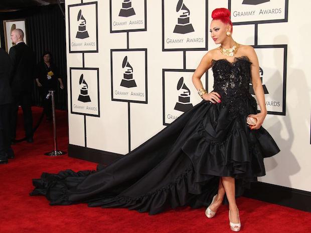635590174642197517-Grammy050  Grammy Awards 2015: Red Carpet Fashion 635590174642197517 Grammy050
