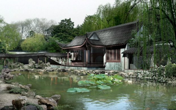 National Geographic's best Valentine's Day retreats  National Geographic's best Valentine's Day retreats Classical Gardens of Suzhou China