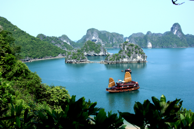 National Geographic's best Valentine's Day retreats  National Geographic's best Valentine's Day retreats Ha Long Bay Vietnam