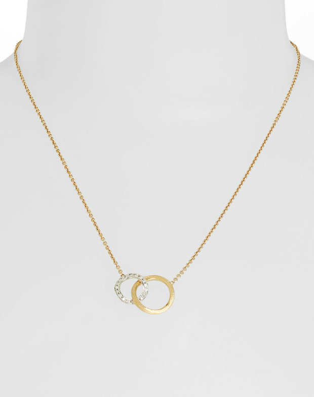 9 Luxurious Valentine's Day Gifts For Her  9 Luxurious Valentine's Day Gifts For Her MarcoBicego Necklace