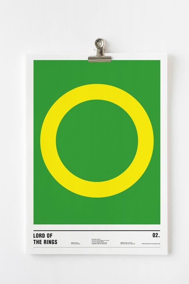 Nick Barclays Minimal Movie Posters Boca Do Lobos - Minimal movie posters nick barclay