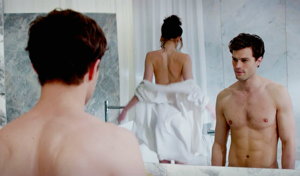 Fifty Shades of Grey could be the sleeper hit of the year  Fifty Shades of Grey could be the sleeper hit of the year holding fifty shades of grey