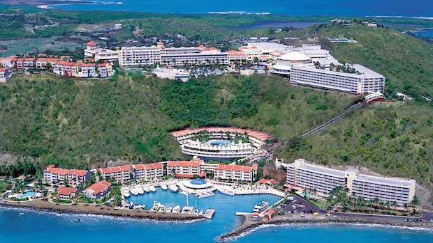 The best beach dining experiences in the World  The best beach dining experiences in the World el conquistador resort and casinoaerial view 1827