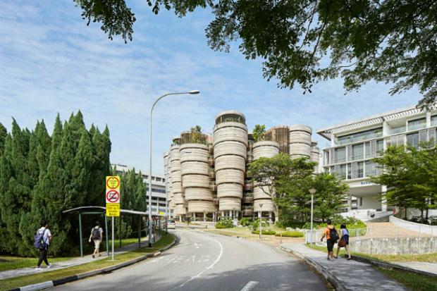 Meet Thomas Heatherwick´s learning hub in Singapore