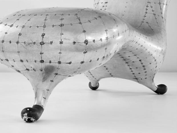 lockheed lounge Quasi completata questa special caratterizzata da questo telaio artigianale in tubi che le danno un aspetto molto basso e aggressivo, la c.