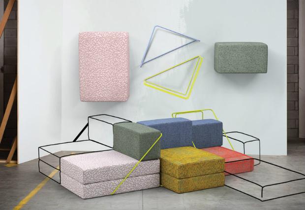 Charmant Milan Design Week Meet Rodolfo Modular Seating System Milan Design Week:  Meet Rodolfo Modular Seating