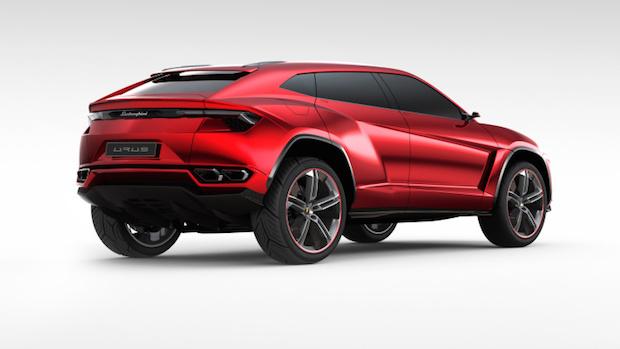 The New Lamborghini SUV  The New Lamborghini SUV 01 lamborghini urus concept