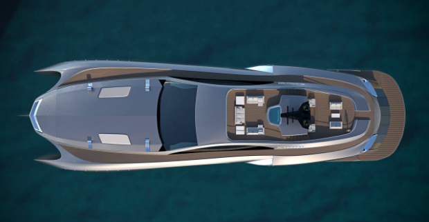 A first look at the Xhibitionist by Edward Gray  A first look at the Xhibitionist by Edward Gray 03xhibitionistsuperyacht 1360916154