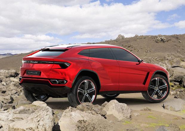 The New Lamborghini SUV  The New Lamborghini SUV Lamborghini Urus 2
