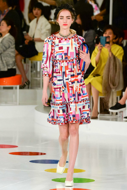 Karl Lagerfeld's 2016 Chanel Resort Collection Show