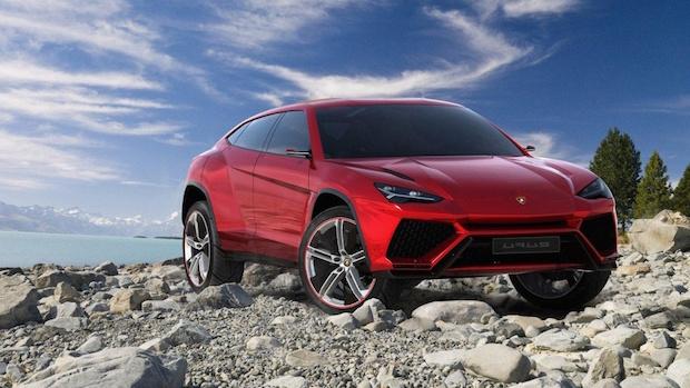 The New Lamborghini SUV  The New Lamborghini SUV lamborghini urus concept front 970x546 c