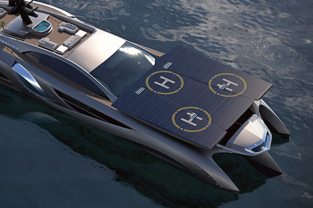 A first look at the Xhibitionist by Edward Gray  A first look at the Xhibitionist by Edward Gray xhibitionist superyacht by gray designs 3