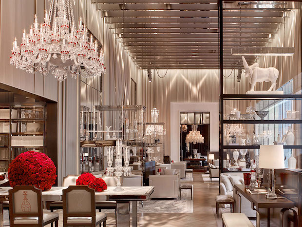 The New Baccarat Hotel is Luxury at its Best  The New Baccarat Hotel is Luxury at its Best Baccarat Hotel Residences New York Grand Salon1