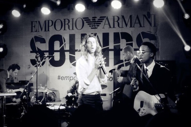 Emporio Armani Launches Music App  Emporio Armani Launches Music App Emporio Armani Sounds 51 784x522