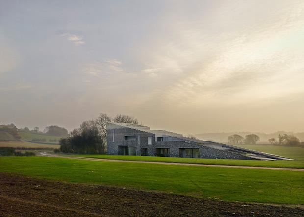 RIBA Awards the Best in British Architecture 2015  RIBA Awards the Best in British Architecture 2015 Flint House 2 Buckinghamshire by Skene Catling de la Pena james morris dezeen 784