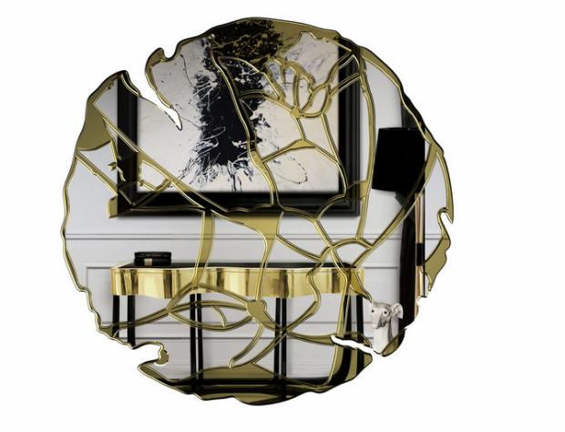 Boca do Lobo piece of the week: Glance Mirror  Boca do Lobo Features – The Glance Mirror Glance 2