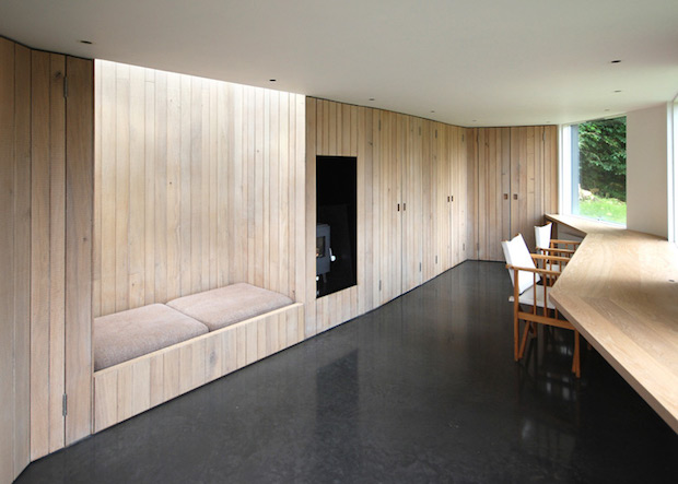 RIBA Awards the Best in British Architecture 2015  RIBA Awards the Best in British Architecture 2015 Myrtle Cottage Garden Studio by Stonewood Design Jo Chambers dezeen 784