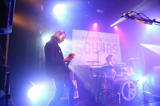 Emporio Armani Launches Music App  Emporio Armani Launches Music App QUENTIN SAUNIER 93