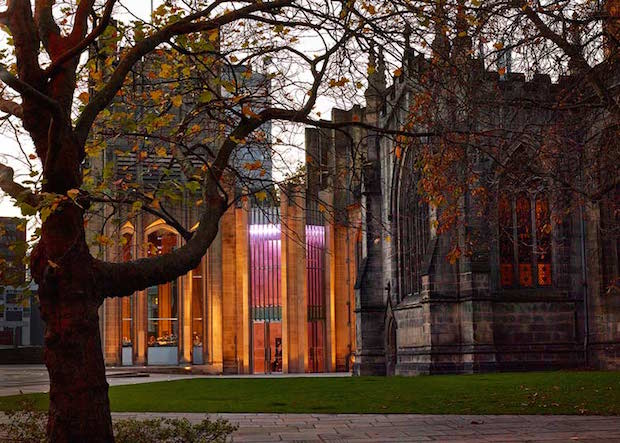 RIBA Awards the Best in British Architecture 2015  RIBA Awards the Best in British Architecture 2015 Sheffield Cathedral by Thomas Ford and Partners Paul Barker dezeen 784
