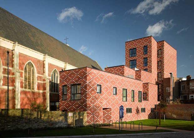 RIBA Awards the Best in British Architecture 2015  RIBA Awards the Best in British Architecture 2015 St Mary of Eton Church by Matthew Lloyd Architects Benedict Luxmoore dezeen 784