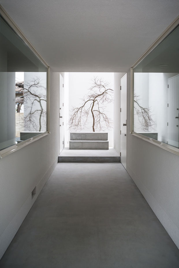 The Japanese Minimal Architecture Of The Framing House