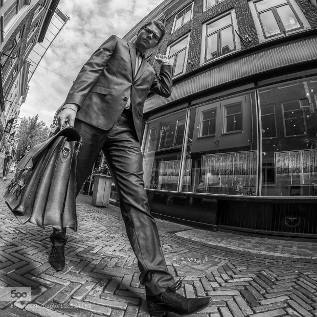 Fisheye-Street-Photography-by-Willem-Jonkers (2)  Fisheye Street Photography by Willem Jonkers Fisheye Street Photography by Willem Jonkers 2