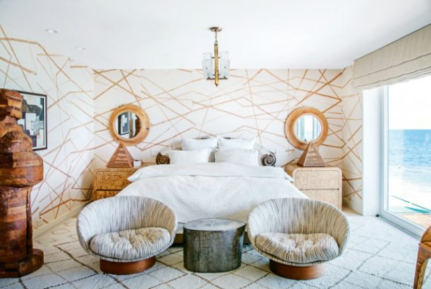 Kelly Wearstler S Malibu Beach House Photographed By Vogue Home Decor How To Bring Your Holiday Back