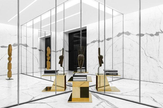 saint-laurent-reopens-parisian-store (5)  Saint Laurent Reopens Parisian Store saint laurent reopens parisian store 5